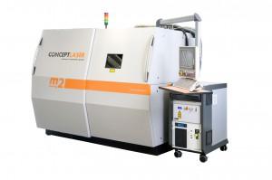 Showroom_Selective Laser Melting_conceptlaser__F5G0798_frei